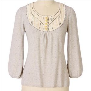 Guinevere surely charmed sweater